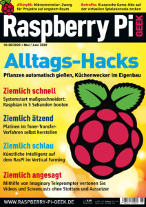 Cover Raspberry Pi Geek 06/2020